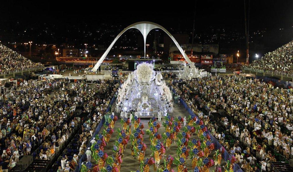 Segundo dia de Carnaval vai tremer a Sapucaí