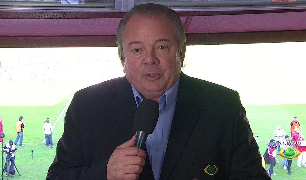 Luciano do Valle é afastado da Band
