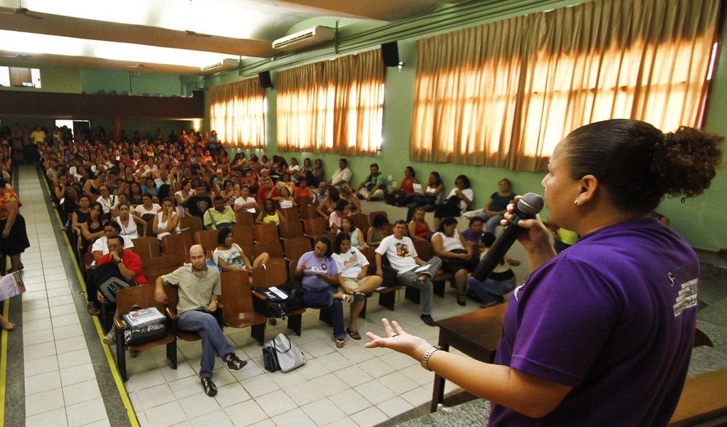 Estado adota novo piso para os professores