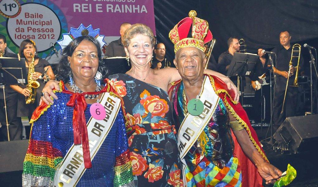 Tem Carnaval para todas as idades no Recife