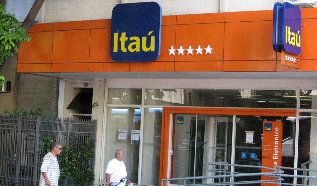 Lucro do Itaú recua 3% no primeiro trimestre do ano