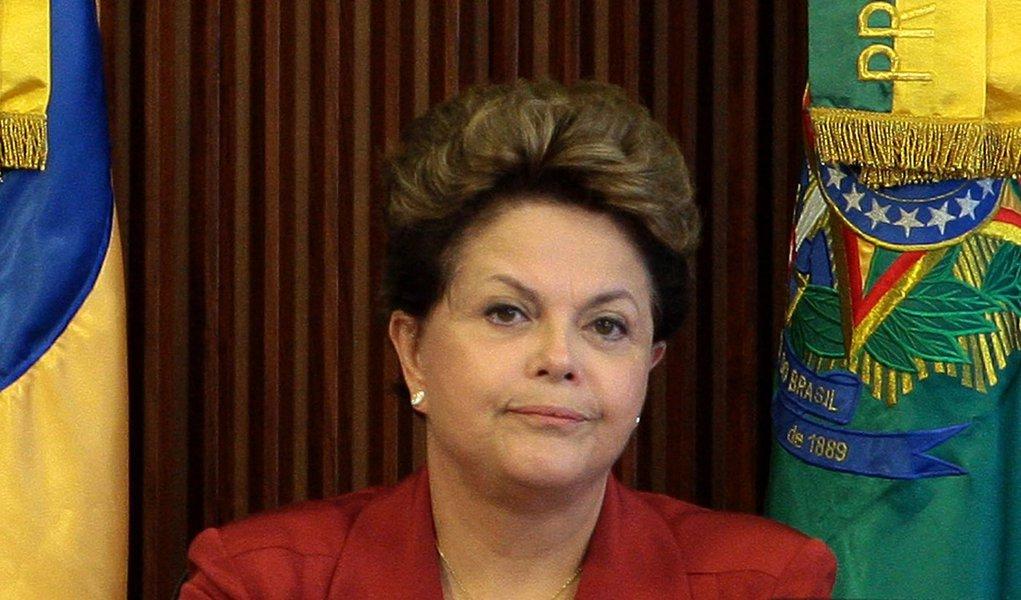 Dilma quer o fim da guerra no Banco do Brasil