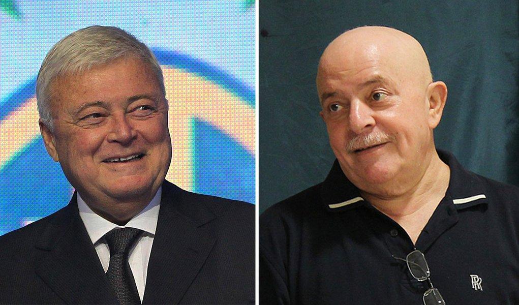 Lula teria convencido Teixeira a ficar na CBF