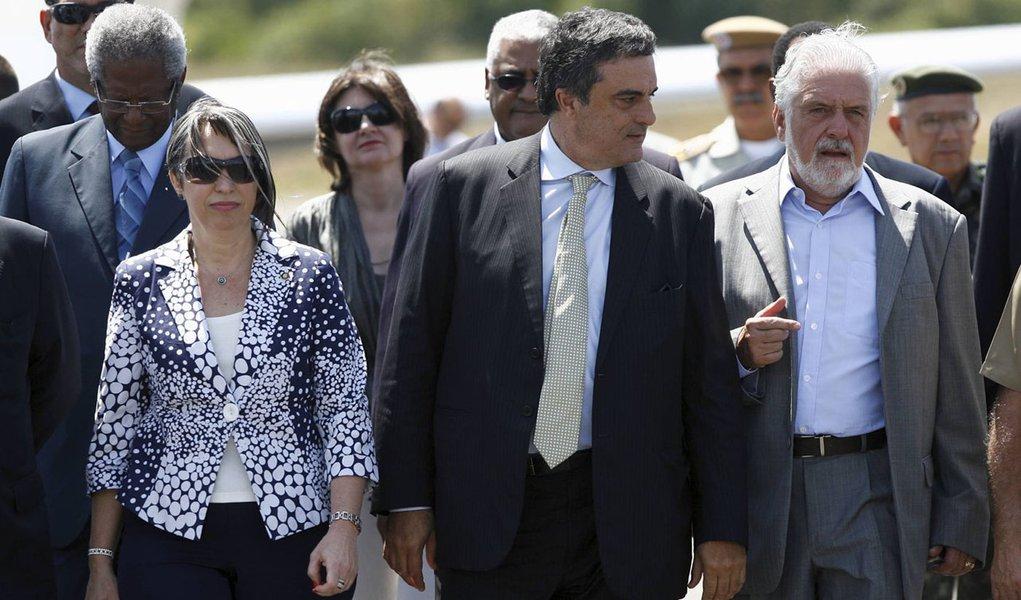 Cardozo promete cadeia para os policiais baianos
