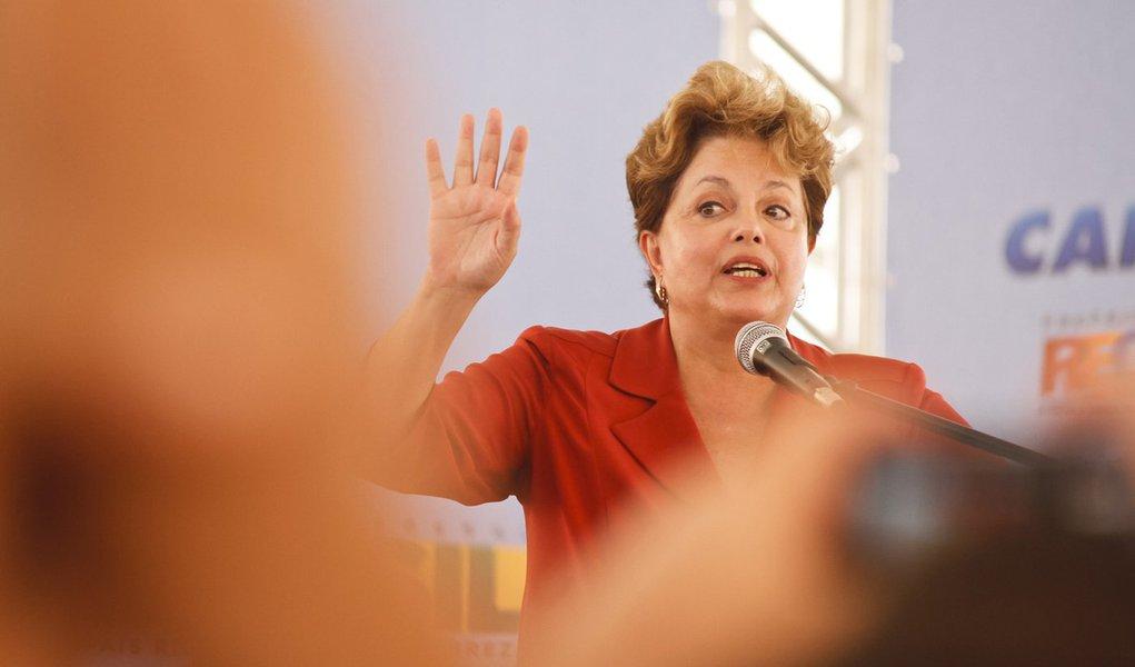 Dilma quer distância da eleição de São Paulo
