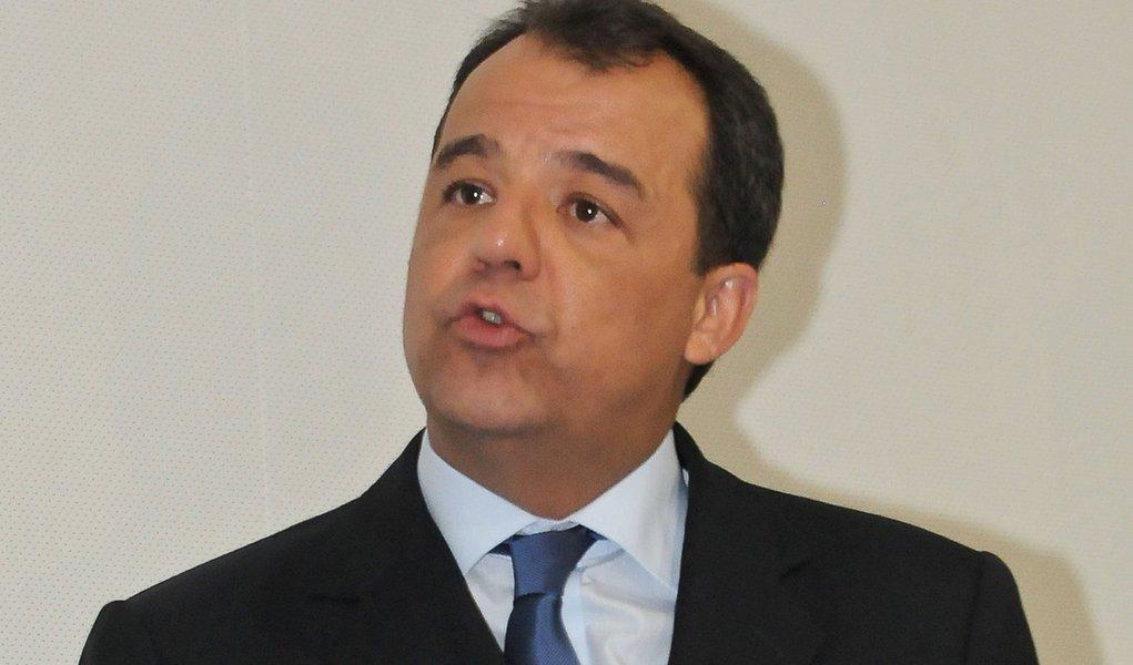 Cabral vê 'zero risco' de ter sido grampeado em esquema ilegal com a Delta