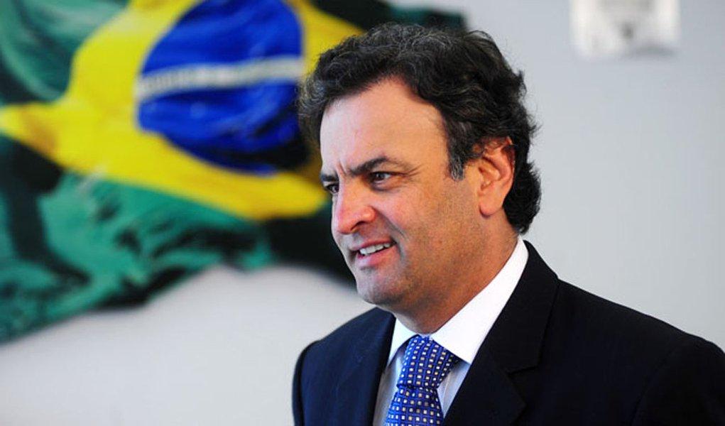 Datafolha empurra Aécio para o governo de Minas
