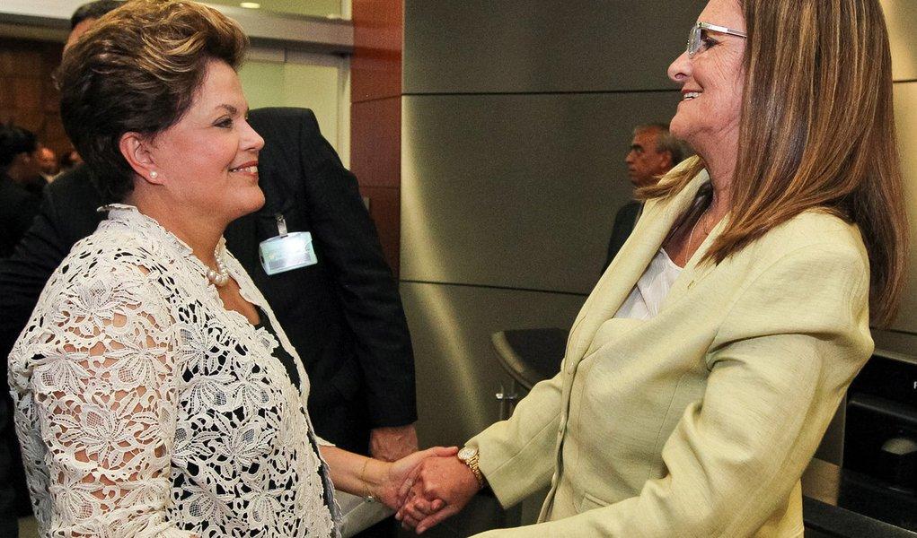 As duas mulheres mais poderosas do Brasil