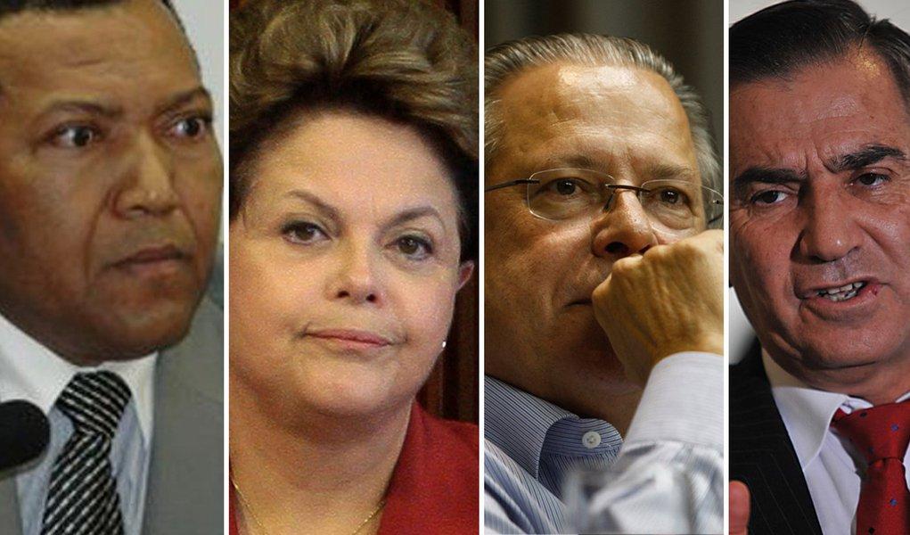 Exclusivo: Dadá investigou Dilma, Dirceu e Carvalho