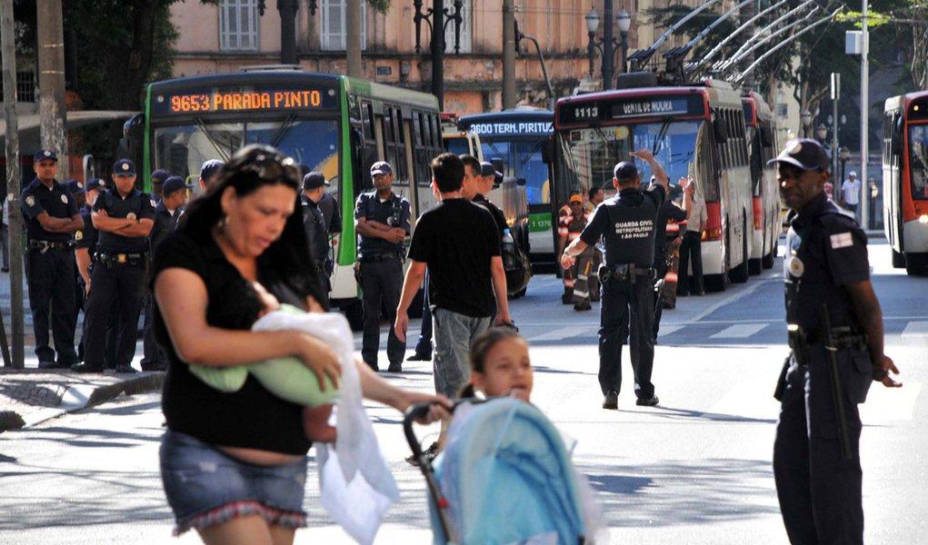 Depois de Pinheirinho, novo confronto em SP