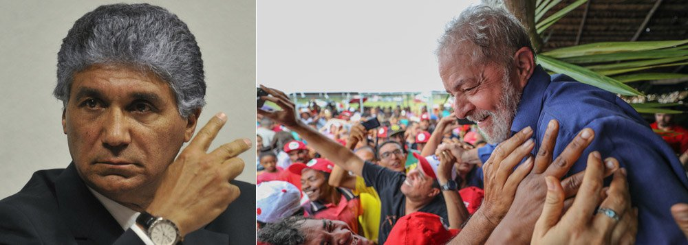 """""""Não se sabe por quanto tempo Lula ficará preso, mas já se pode dizer, praticamente com certeza, que Paulo Preto ficará solto para sempre. Lula serve ao povo brasileiro. Paulo Preto serve ao partido que liderou o 'golpe com Supremo, com tudo'"""", avalia o jornalista Leonardo Attuch, editor do 247, sobre o paradoxo mais simbólico do País, faltando pouco mais de 100 dias para as eleições presidenciais"""