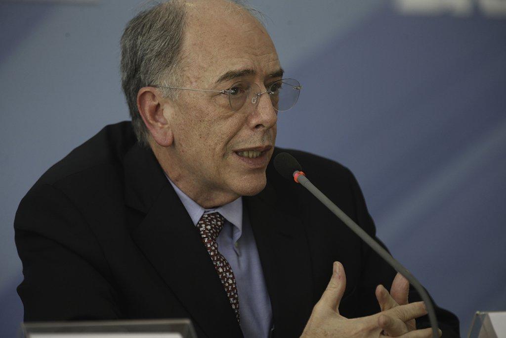 Brasília - O presidente da Petrobras Pedro Parente participa da cerimônia de divulgação do Plano de Negócios e Gestão 2018-2022 da Petrobras (Fabio Rodrigues Pozzebom/Agência Brasil)