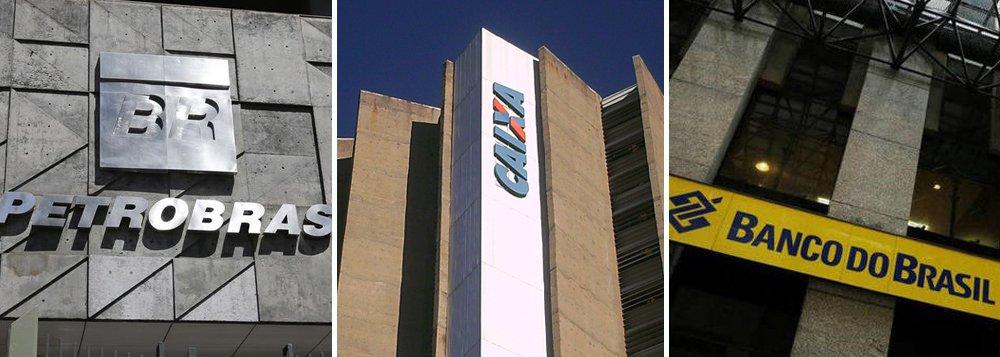 Pesquisa CUT/Vox divulgada apontou que60% afirmaram ser contra a privatização da Petrobras, mesmo percentual dos que são contra a venda da Caixa; de acordo com os dados, 58% dos brasileiros são conta da venda do Banco do Brasil