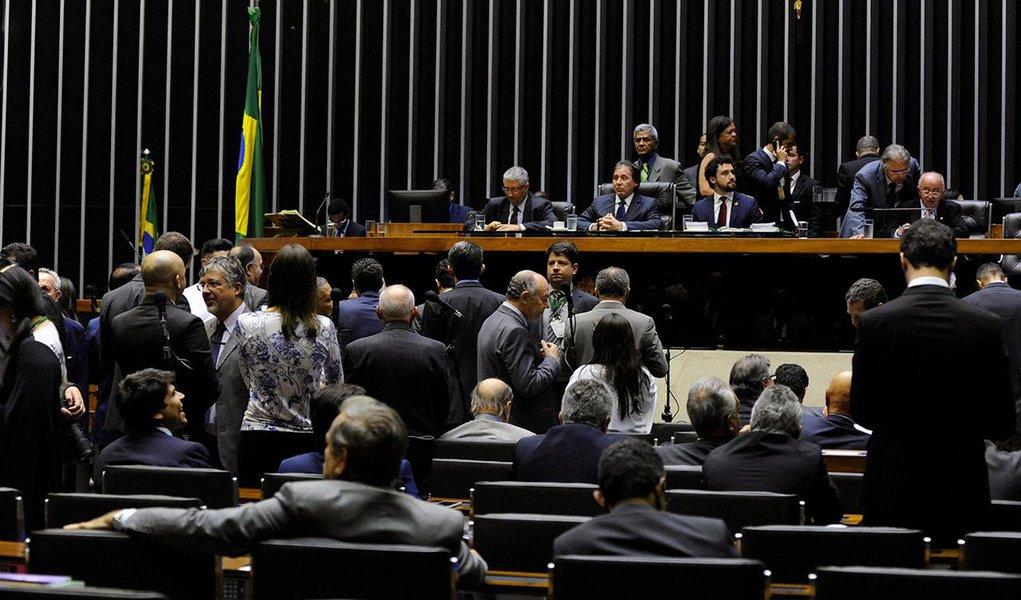 camara plenario congresso