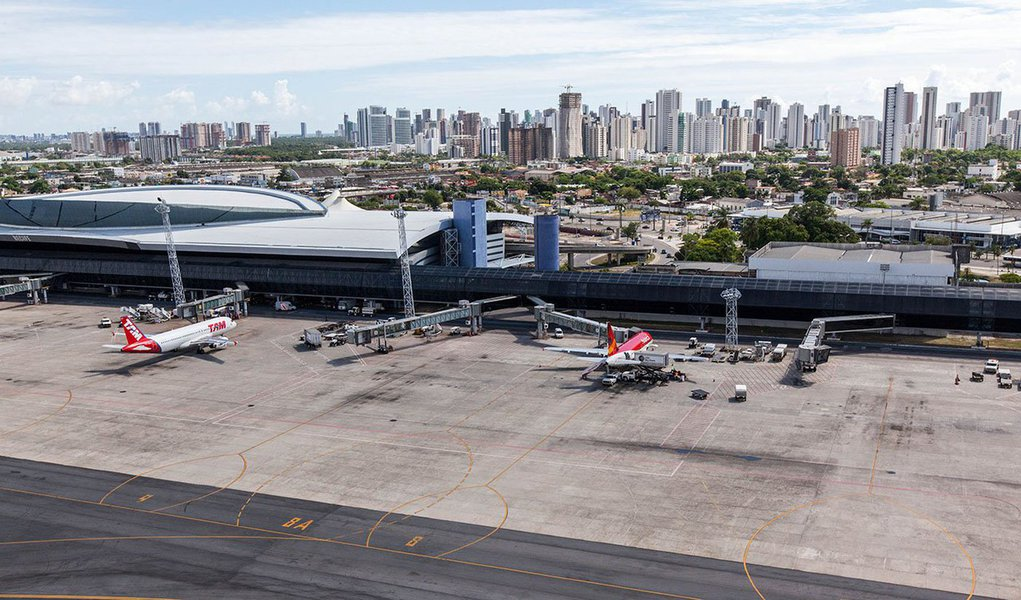 Aeroporto Internacional dos Guararapes/Gilberto Freyre, Recife