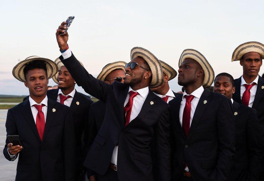 Com desempenho surpreendente nas eliminatórias e uma ajuda dos deuses do futebol para carimbar o passaporte para a Copa do Mundo da Rússia, Panamá experimenta pela primeira vez a emoção de participar de um Mundial