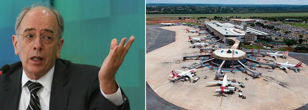 parente aeroporto de brasilia