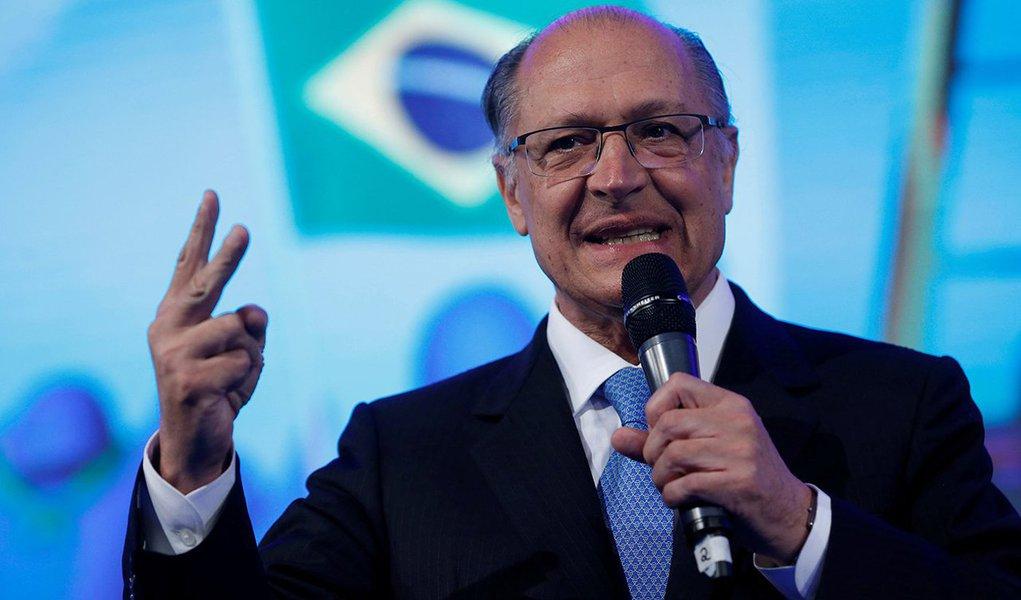 Pré-candidato à Presidência da República (PSDB) 23/05/2018 REUTERS/Adriano Machado