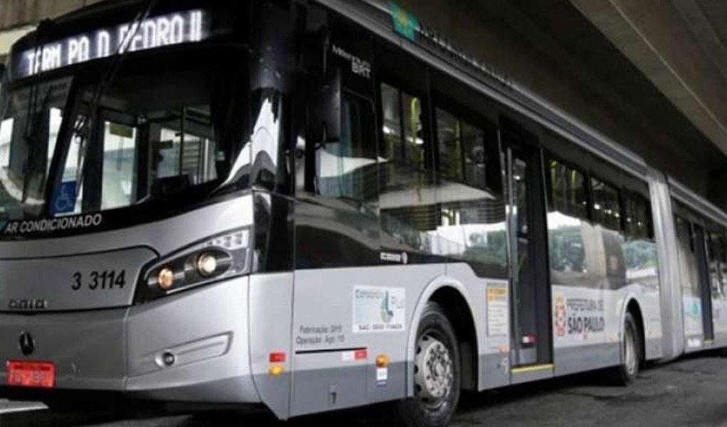 A SPTrans informou na noite desta quarta-feira (23) que 40% a frota de ônibus de São Paulo não circulará na quinta-feira (23) devido à falta de combustível. Isso ocorreu por conta das manifestações de caminhoneiros contra o aumento do diesel, que ocorrem desde segunda-feira