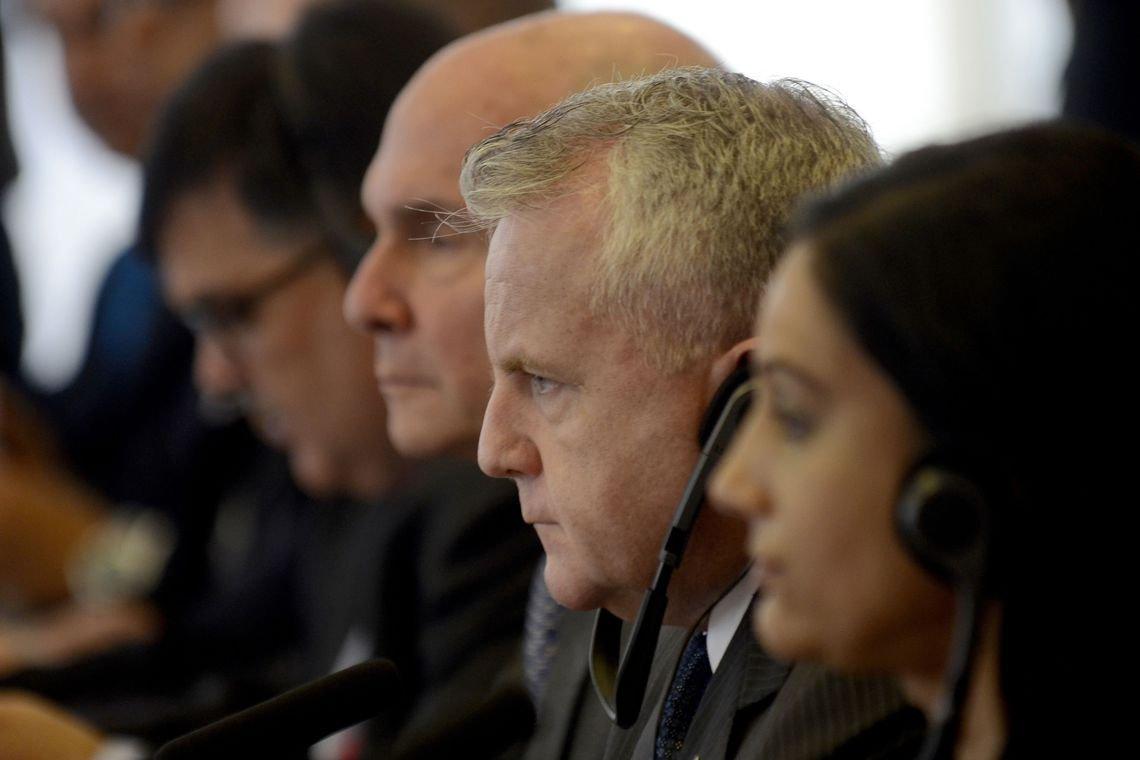 Comitiva norte-americana fechou acordos para o Brasil compartilhar dados e tecnologia, além de investigações; reportagem de Patricia Faermann no Jornal GGN