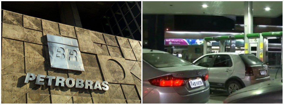 A Frente Brasil Popular convoca manifestação contra a atual política de preço da Petrobras, a alta nos combustíveis e no gás de cozinha. O protesto, chamado Abaixo o Aumento e a repressão, a Petrobras é do Povão, está marcado para esta segunda-feira (28), em frente ao prédio da estatal em São Paulo