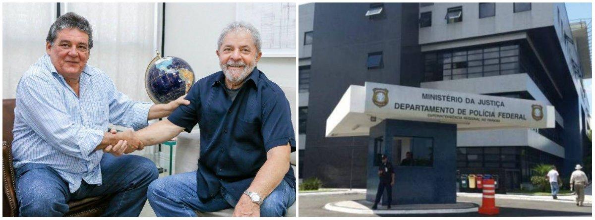 """""""O ex-presidente Lula fez muito pelo país, principalmente pelos menos favorecidos e pelas regiões menos desenvolvidas. Pernambuco e o Nordeste devem muito a Lula. Ele está condenado sem prova material. Nós vamos inspecionar as condições em que está alojado, enquanto o STF não derruba essa prisão injusta"""", diz o vice-líder da oposição na Câmara e pré-candidato ao Senado, Sílvio Costa (Avante)"""
