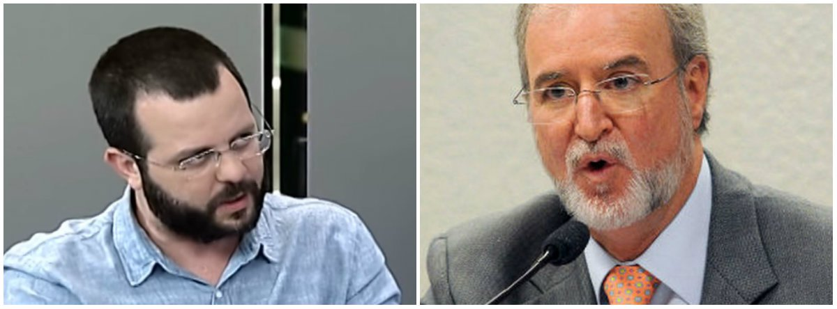 """O professor Vitor Marchetti, da Universidade Federal do ABC, avalia que """"essa decisão contra o Azeredo definitivamente coloca o PSDB no centro da crise político-partidária""""; estudioso lembrou que""""o PSDB já tinha problemas o suficiente para se colocar como um partido de renovação ética"""""""