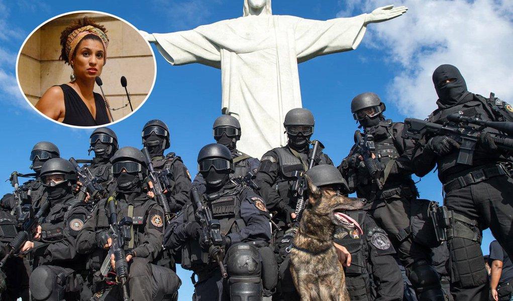 Um caveira do Batalhão de Operações Especiais, o Bope, tropa de elite da Polícia Militar, pode estar por trás das execuções da vereadora Marielle Franco, do PSOL, e de seu motorista, Anderson Gomes. A suspeita levou a Divisão de Homicídios, a DH, a solicitar ao comando do Bope a apresentação de todas as submetralhadoras HK MP-5 para a realização de exame de comparação balística, segundo duas fontes ligadas à investigação que falaram ao The Intercept Brasil sob a condição de anonimato