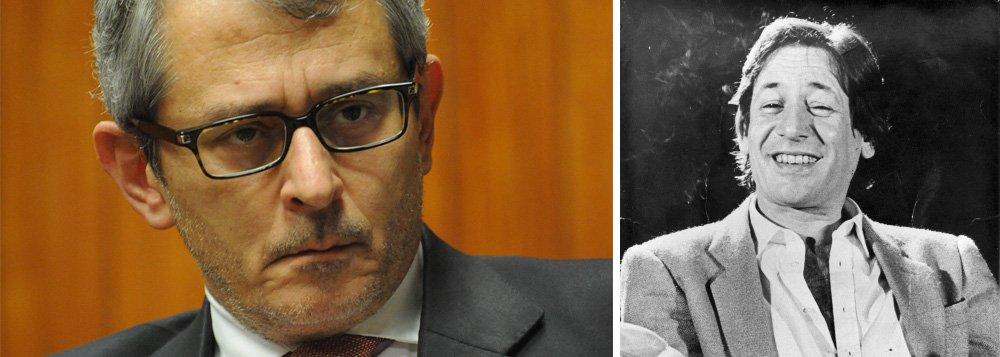 Não é segredo que Tarso de Castro tinha uma ligação direta com o velho Octávio Frias que deixava o herdeiro dele louco de ciúmes
