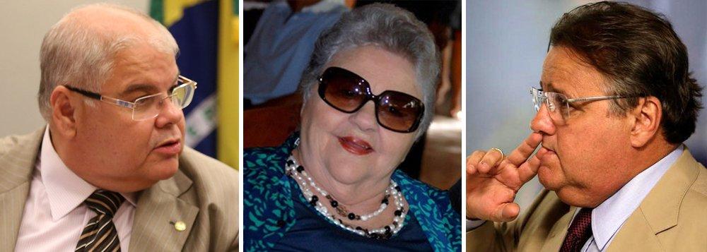 """O deputado federal Lúcio Vieira Lima (MDB-BA) disse que fica """"incomodado"""" ao ver a mãe, Marluce Vieira Lima, envolvida no escândalo; ele também afirmou que o seu irmão, o ex-ministro de Temer, Geddel Vieira Lima (MDB), é """"ficha limpa""""; o trio virou réu por decisão do STF no caso dos R$ 51 milhões encontrados pela PF em um apartamento em Salvador ligado aos emedebistas"""