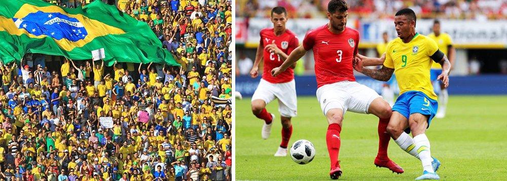 Um sentimento genuinamente brasileiro, que é gostar do nosso futebol, não pode ser abandonado porque uma parcela da população perniciosamente se apropriou de sua simbologia para pedir a involução da nação. Vamos à luta pelas nossas cores nacionais, pela nossa paixão pelo futebol
