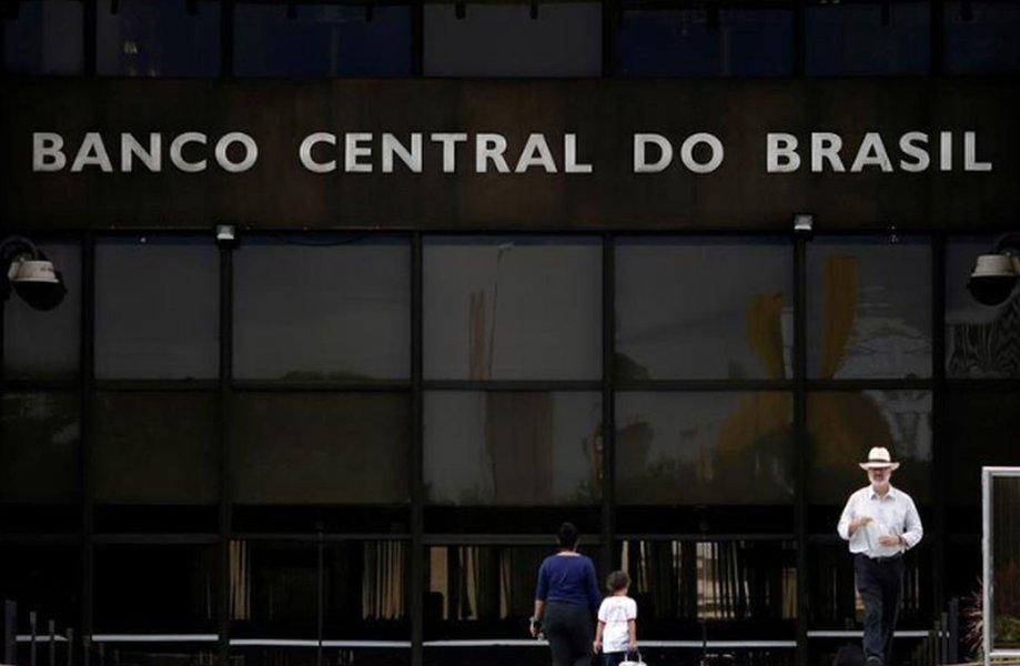 Frente de prédio do Banco Central em Brasília 16/05/2017 REUTERS/Ueslei Marcelino