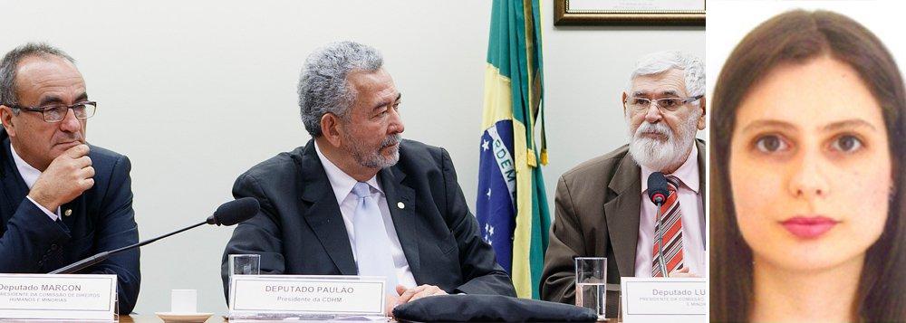 A diligência foi aprovada a partir de requerimentos apresentados pelos deputados Marcon (PT-RS) e Paulão (PT-AL); o presidente da Comissão de Direitos Humanos, Luiz Couto (PT-PB), já oficiou a juíza Carolina Moura Lebbos, da 12ª Vara Federal de Curitiba, para que conceda acesso de comitiva parlamentar às dependências da PF em Curitiba; objetivo de averiguar os riscos à integridade física, psíquica e moral de Lula