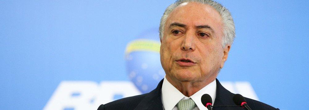 O governo virou vexame nacional e internacional. É inacreditável, mas o Brasil está na lista suja da Organização Internacional do Trabalho (OIT) em razão da violação de direitos trabalhistas