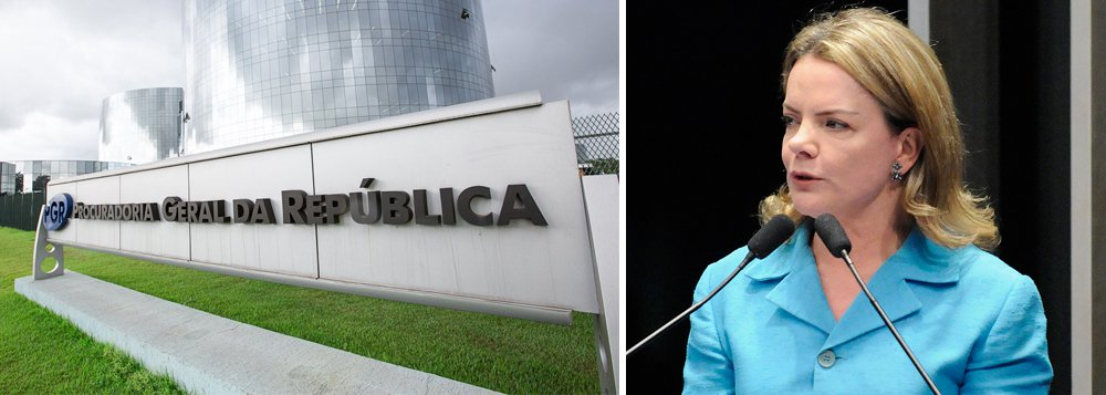 A PGR agora se pauta pelas fake news (notícias falsas) de senadores de direita, como Ana Amélia (PP-RS), que destilam ódio, xenofobia e ignorância em relação ao mundo árabe