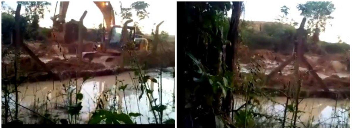 A Secretaria de Meio Ambiente e Sustentabilidade do Pará autuou mais uma vez a refinaria Hydro, em Barcarena, nordeste do estado; de acordo com o auto de infração, as chuva espalhou material sedimentar de obras na multinacional, sem contenção; há quatro meses, foidescoberta uma contaminação ambiental provocada por vazamentos da refinaria