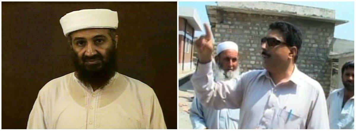 Operação da CIA para fuga do médico que ajudou os EUA a localizar o terrorista Osama bin Laden fracassou; a CIA preparou a fuga do médico paquistanês Shakeel Afridi, que ajudou asagências de inteligência dos EUA a encontrar e matar o terrorista Osama bin Laden e cuja libertação foi prometida pelo presidente dos EUA, Donald Trump, de uma prisão paquistanesa, mas a operação foi interrompida pela inteligência paquistanesa, informaram duas fontes independentes familiarizadas à situação