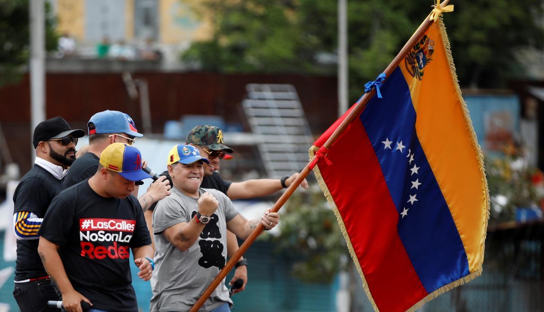 maradona venezuela