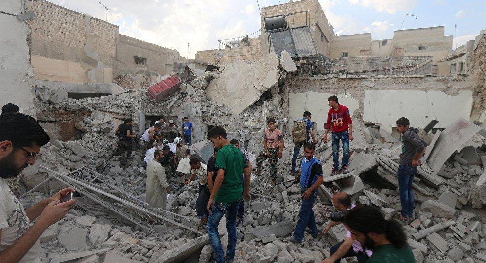 A guerra contra a Síria é um martírio imposto como cálculo geoestratégico de potências que não se detêm diante das táticas mais nefastas, inclusive a aliança com grupos terroristas, para derrubar um governo legítimo que não se submete