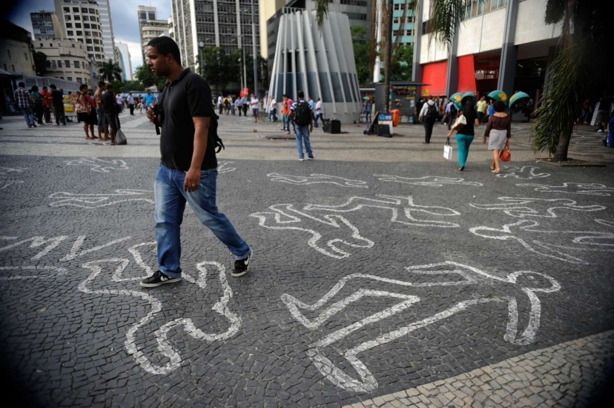Violência Urbana Brasil, Rio de Janeiro