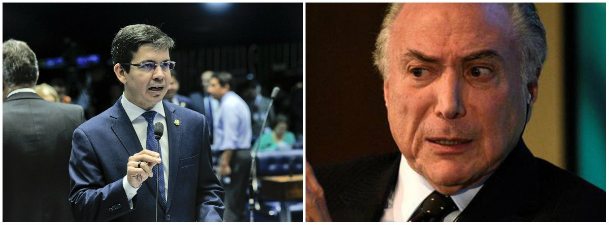 O senador Randolfe Rodrigues (Rede-AP) argumenta que houve suposto crime de responsabilidade durante depoimento prestado à PF; de acordo com o parlamentar, Temer mentiu ao negar ter recebido propina ou qualquer vantagem ilícita em 2014