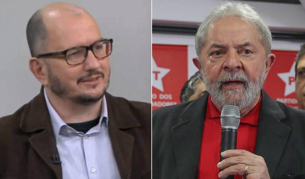 """""""Já deu tempo para desistir de Lula depois de vê-lo preso e pouca gente desistiu"""" escreve o sociólogo Celso Rocha de Barros, na Folha; """"Os eleitores de direita já sabem que têm uma opção mais moderada em que votar, mas os bolsonaristas não estão migrando para Alckmin. Isto é, as pessoas que estão se desviando do normal das eleições brasileiras parecem ter convicções bem mais fortes do que achávamos"""", diz ele"""