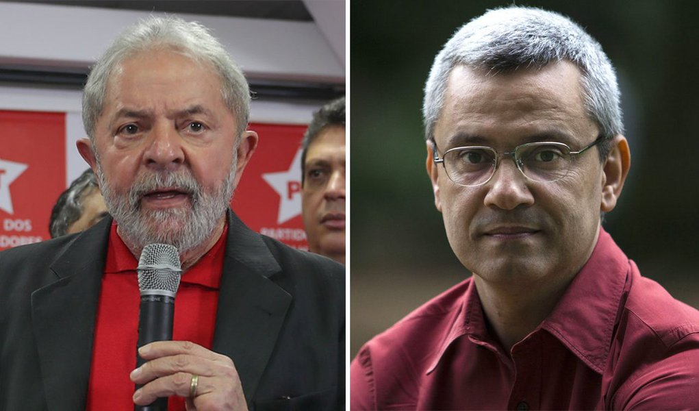 """jornalista Mário Magalhães, do The Intercept, afirma nesta quarta-feira, 18, que, após patrocinar a prisão do ex-presidente Lula, a Globo agora trabalha na tentativa do esquecimento de Lula; """"Na 2ª seguinte à prisão, o nome de Lula não foi pronunciado nas manchetes que abrem o Jornal Nacional. Na 3ª, o jornal O Globo não imprimiu o substantivo próprio Lula na 1ª página. Nem em letra pequenina. Esqueceram-no"""", diz ele em coluna no site The Intercept"""