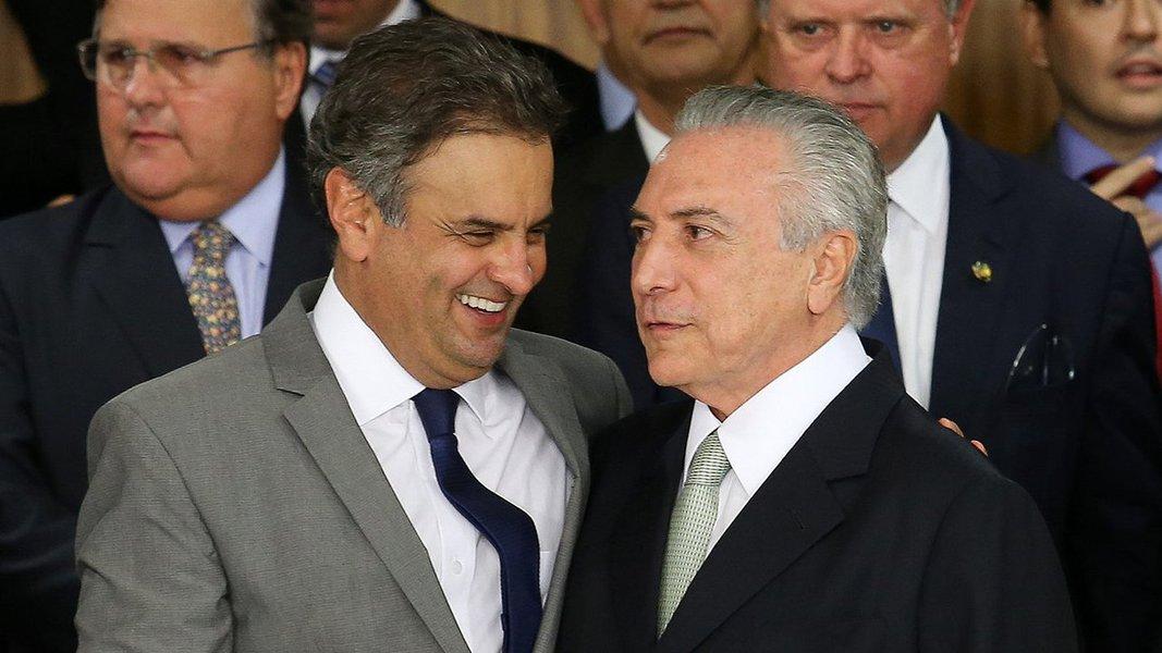 Desde 2014 com a vitória legítima de Dilma nas urnas e o inconformismo de Aécio e seus asseclas, que não aceitaram a escolha democrática e soberana da maioria da população brasileira, deu-se início ao processo que nos traria a esta situação esdrúxula em que nos encontramos, onde até mesmo a suprema corte do país resolve jogar no lixo a constituição federal de 1988