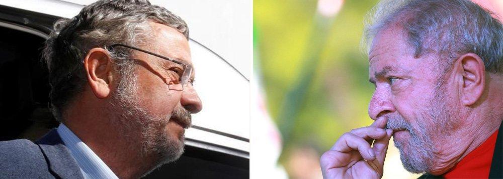 """""""A delação do Palocci através da PF é como a mentira inventada pelo presidente Donald Trump para atacar criminosamente a Síria: mais um artefato fabricado pelo fascismo jurídico-midiático da Globo e da Lava Jato para – também criminosamente – bombardear Lula"""", escreve o colunista Jeferson Miola; """"O que causou a mudança no entendimento do Moro, dos procuradores e da Globo, que de uma hora para a outra passaram a validar a delação do Palocci?"""", questiona"""