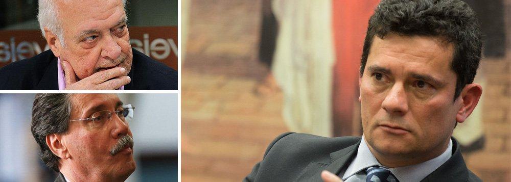 """O jornalista e colunista do 247 Alex Solnik reage às críticas dos jornalistas Merval Pereira, do Globo, e José Roberto Guzzo, da Veja, """"que acenaram com nuvens negras"""" contra a decisão da 2ª Turma do STF que tirou de Sérgio Moro os processos contra o ex-presidente Lula; """"Chamar militares para intervir no STF é um ataque frontal à democracia, que remete aos idos de 1964, quando os civis anti-Jango convidaram os generais e seus tanques para uma aventura que durou 20 anos, na qual brasileiros derramaram sangue, suor e lágrimas e não se cobriram de glórias"""", diz Solnik"""