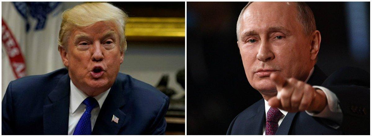 A Rússia conduziu uma campanha de guerra de informação para desorientar a eleição presidencial norte-americana de 2016, mas não há evidências de que a campanha do presidente Donald Trump conspirou com Moscou, disseram republicanos de um painel parlamentar em um relatório; as conclusões foram imediatamente contestadas pela minoria de democratas