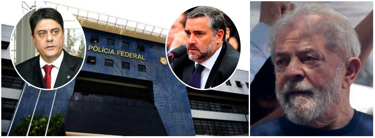 """A juíza Carolina Lebbos, da 12ª Vara da Justiça Federal do Paraná, que tem proibido todas as visitas ao ex-presidente Lula, vetou nesta quarta-feira 25 a visita do médico do ex-presidente; o líder do PT na Câmara, deputado Paulo Pimenta (RS), denunciou o abuso em plenário: """"É inaceitável, um abuso, um desrespeito"""", disse, anunciando que serão adotadas ações contra """"mais esta arbitrariedade"""" da magistrada; """"Essa juíza está atentando contra a vida do presidente Lula"""", denunciou o deputado Wadih Damous (PT-RJ) em vídeo; assista"""