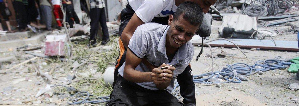 A situação em Gaza é de um desastre humanitário em andamento. Ele está acontecendo diariamente e cobrando vidas inocentes. O mundo parece ter se esquecido daquele lugar, mas os países árabes definitivamente o apagaram de seus mapas