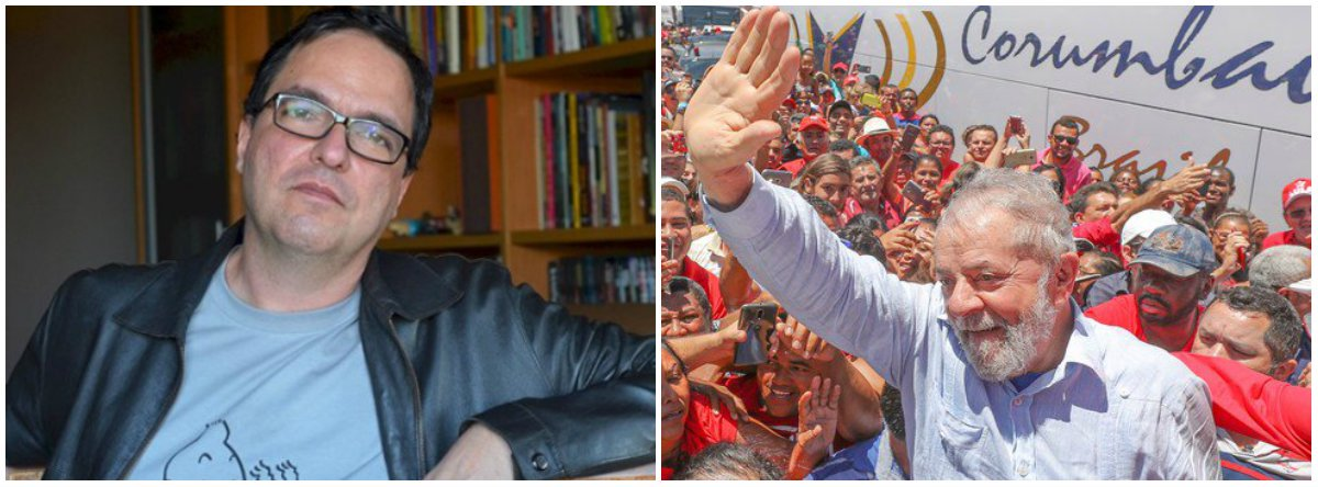 """""""Lula decidiu se entregar. Não é o que eu gostaria - seria importante enfatizar a arbitrariedade da prisão e sinalizar na direção da desobediência civil. Mas penso que não seria fácil, para ele, assumir uma postura diferente e liderar uma resistência com consequências imprevisíveis, já que a direita tem sistematicamente dobrado suas apostas na violência e na intimidação"""", diz o cientista político Luis Felipe Miguel; """"No meio disso tudo, Lula encontrou uma saída digna, recusando o ultimato de Moro e fazendo o ato político que fez em São Bernardo"""""""